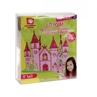 Kit Fomie 3-D: Castillo Princesa